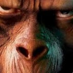 A Damned Dirty Ape stole Taylor Lautner's look!